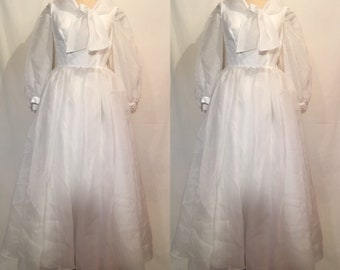 Vintage Type Wedding Dress