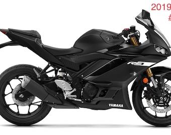 Yamaha R3 (2019-2021)