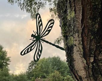 Dragonfly Yard Decoration / Ornament / Art