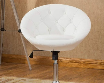 Fantastic Vanity Stool Etsy Creativecarmelina Interior Chair Design Creativecarmelinacom