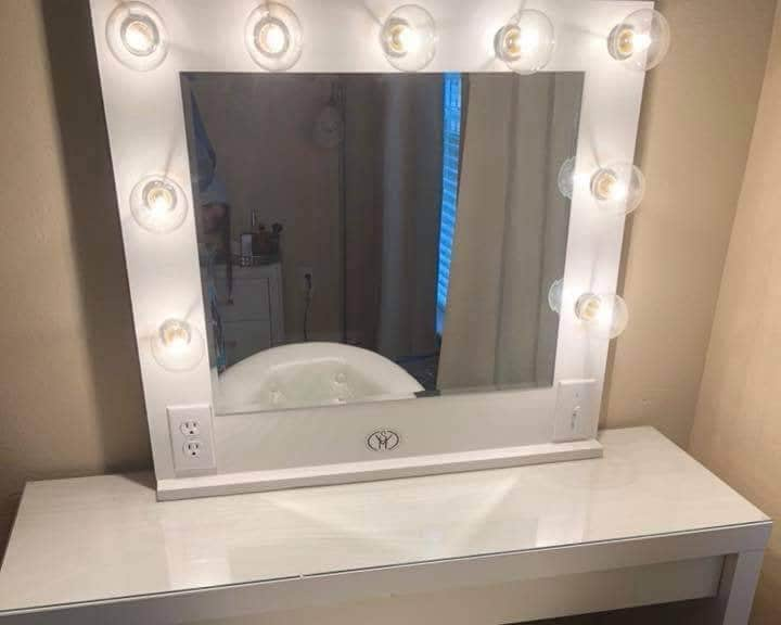Shay Mirror vanity Xlarge Mirror for sale
