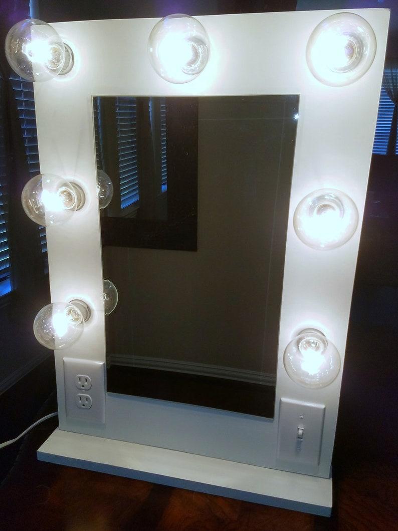 Shay Mirror Vanity large size
