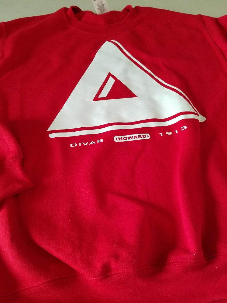 The Large Pyramid Sweatshirt
