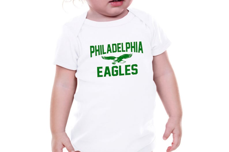696804f1102 Eagles / NFL / Fly Eagles Fly / Philly Onesie | Etsy
