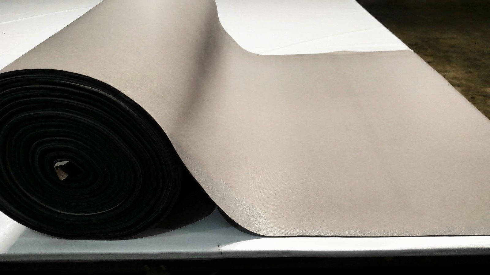 Sand Upholstery Auto Pro Headliner Fabric 3/16 Foam Backing