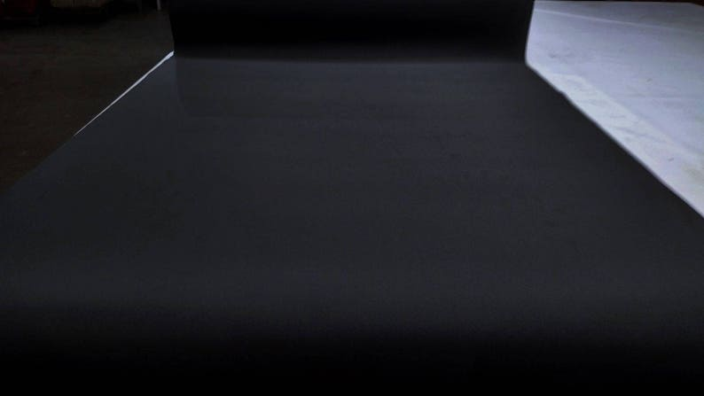"""Upholstery Headliner Fabric Off White Auto Pro 3//16/"""" Foam Backed 108/""""L X 60/""""W"""