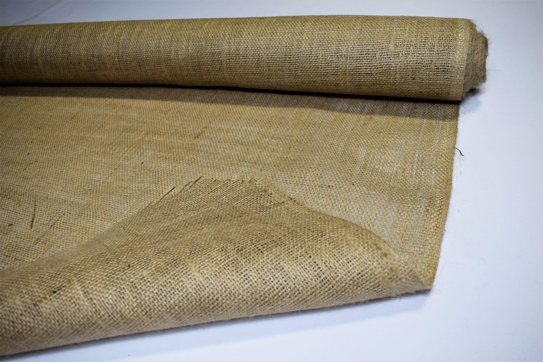 10 oz Burlap Natural Fiber Vintage 100/% Jute Upholstery Fabric 54 Wide BTY