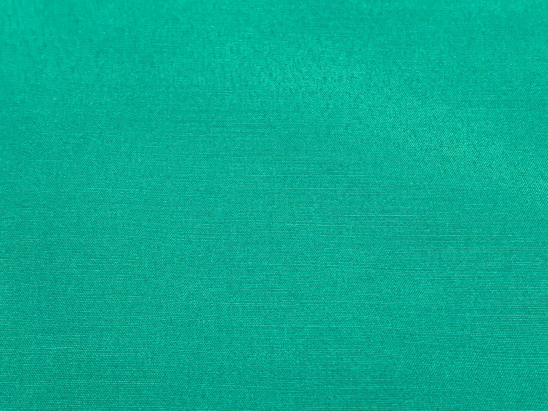 Light Sea Green Print Quilting Fabric Craft Apparel Upholstery 45 Wide #69