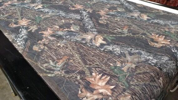 Mossy Oak Break Up Flock Velvet Sueded Upholstery Camo Fabric Etsy