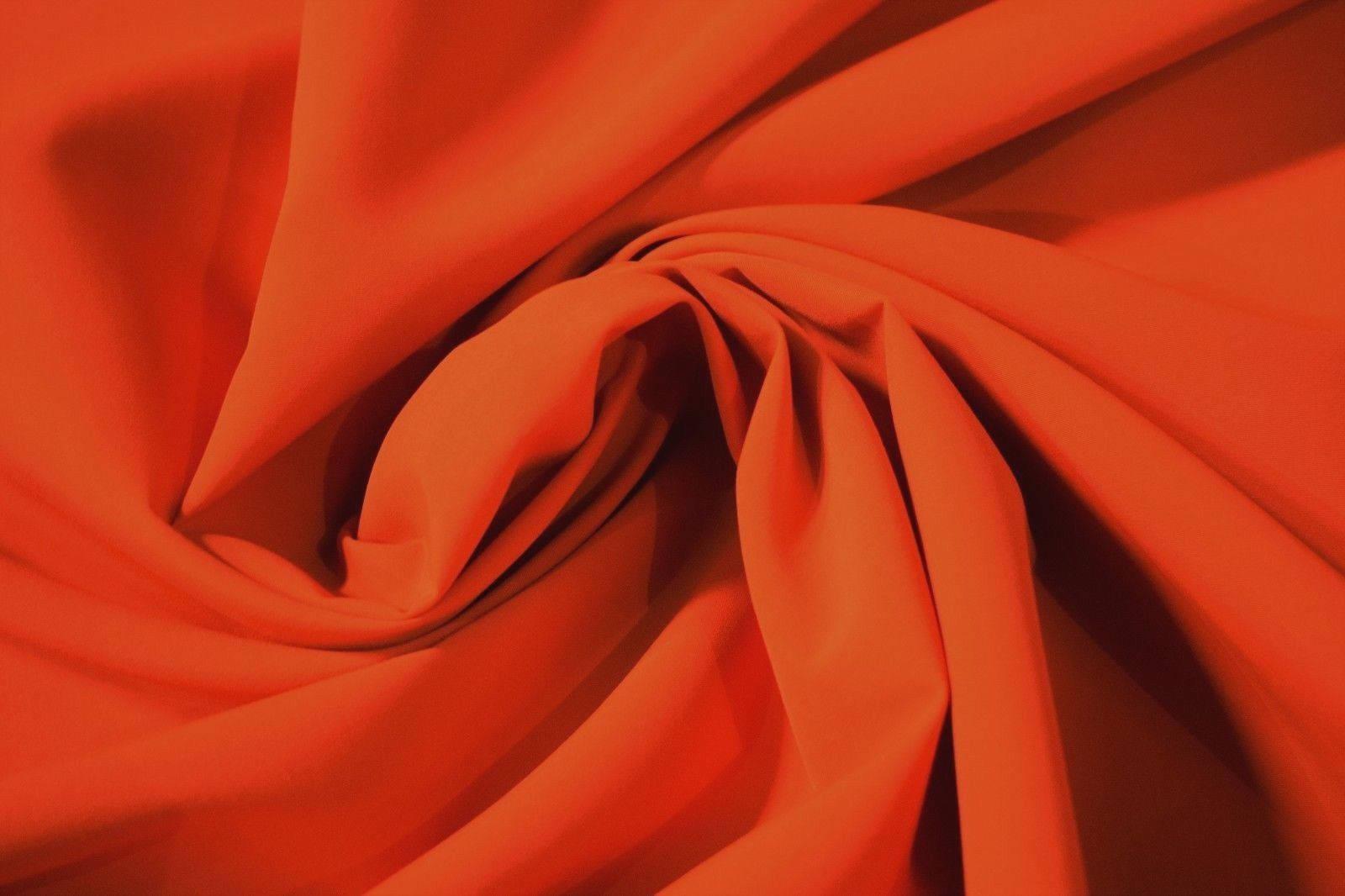 Orange Taslin Outdoor Fabric 59Wide Nylon Outerwear Water ...