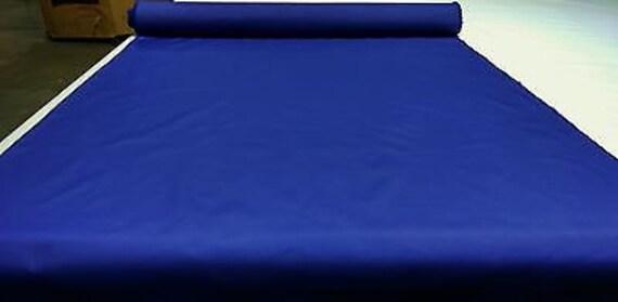 "Marine Blue Marine One Plus Outdoor Coated Marine UV Boat Canvas Fabric 60/""W"