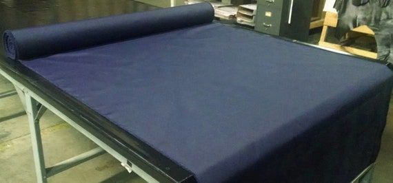"""White Marine Fabric Canvas UV Outdoor Boat Awning Marine One 60/"""" Wide By The Yd"""