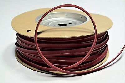 30 Yards Burgundy Vinyl Welt Cord Piping Marine Outdoor Auto Boat Upholstery