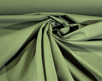 """OD Green 100% Cotton Canvas Duck Fabric 10 Oz Upholstery By The Yard 60"""" Wide JT81"""