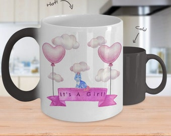 It's A Girl! gender reveal, baby boy, surprise, baby shower, party, gender reveal party, mother to be, mother, baby gifts, new baby, parents