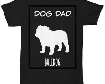 Limitted Crazy Bulldog Mom Standard Unisex T-shirt
