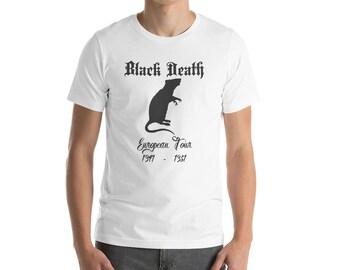 Black Death Tour T-Shirt - Light