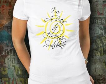 Ray of Sunshine Women's Tee