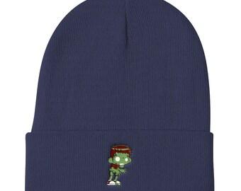 Zombie Boy Knit Beanie