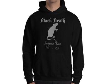 Black Death European Tour Hoodie