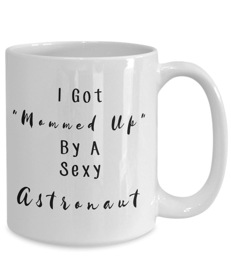 Personalized Mommed Up White Ceramic Mug  3000 Professions to image 0
