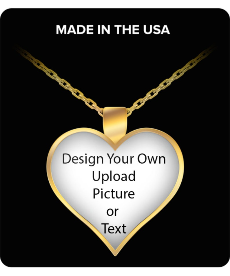 Personalized design your own necklace image 0