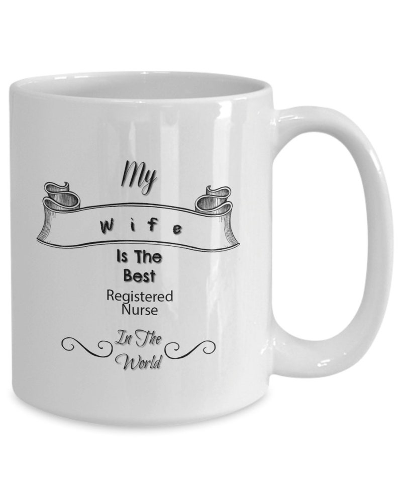 My Wife is the Best ... in the World  New Job Gift  Spouse image 0