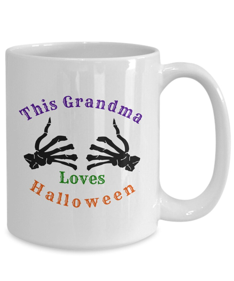 25% off Sale  This grandma loves halloween image 0