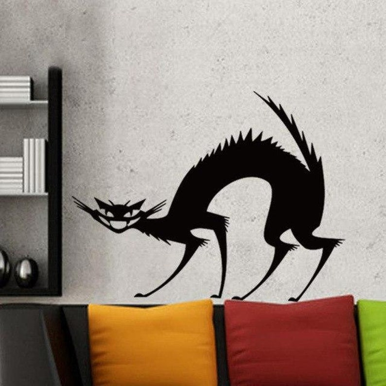 1PC Halloween Wall Sticker Mural image 0