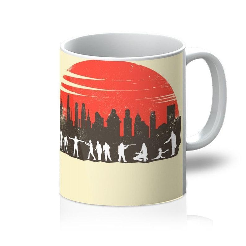 25% off Sale  Full Moon Zombie Control Mug image 0
