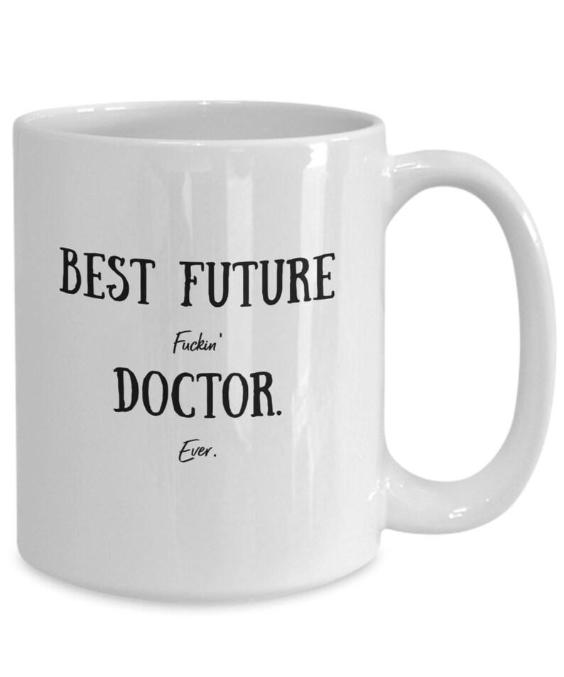 Personalized Best Future Occupation Mug  College Graduation image 0