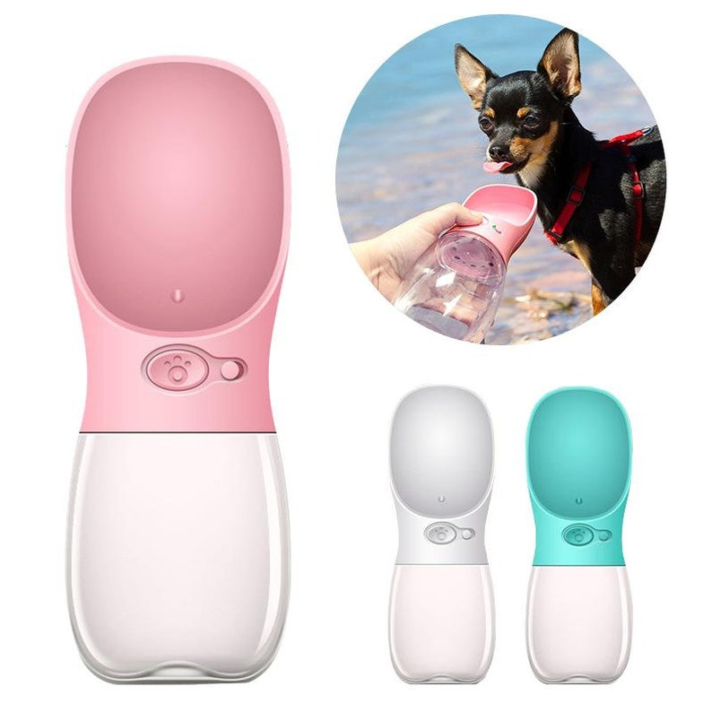Portable Pet Dog Travel Water Bottle image 0