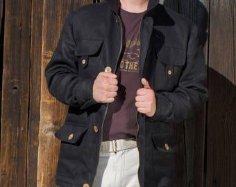 Hemp jacket Hermano