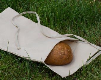 "Hemp bag for bread. Type ""B"""