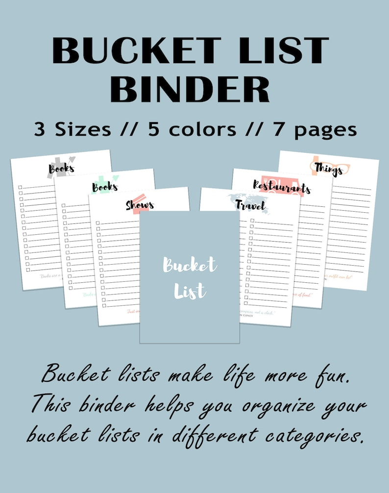 photograph relating to Printable Wish Lists identified as Bucket checklist Printable Need checklist Printable Aspiration Checklist Inserts Everyday living Plans Listing Printable Daily life Aims Eyesight Board listing
