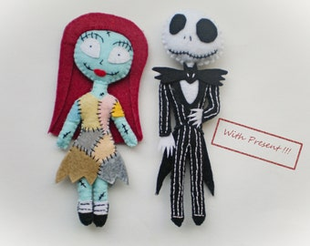 nightmare before christmas happy meal toys