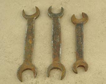 Vintage Ford Wrenches