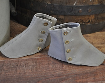 Vintage Wool Spats Hand Tailored 139-9