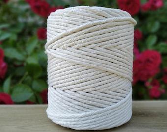 Macrame cord 5mm | Etsy