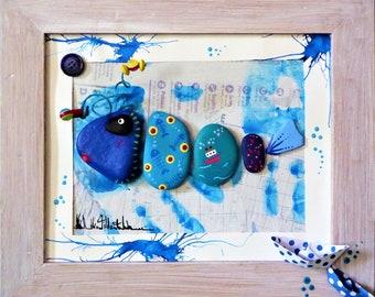 Blue sardinade Tildart bestiary