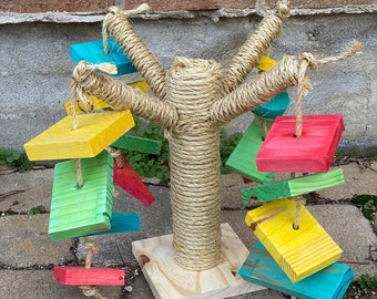 Tree Rabbit Toy