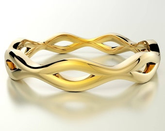 14K GOLD Beatiful Band.