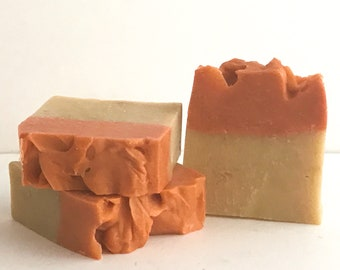 CoCo Bananas| Handmade Soap| Shea Butter Soap| Vegan Soap| Palm-free soap| Coconut Soap| Tropical Scented Soap