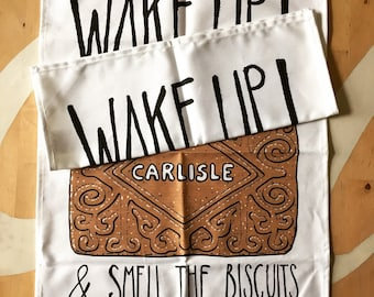 Wake up and smell the Biscuits