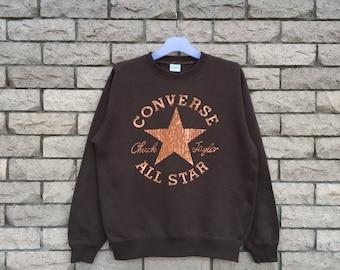 CONVERSE ALL STAR CHUCK TAYLOR Large Vintage Dennis Rodman T