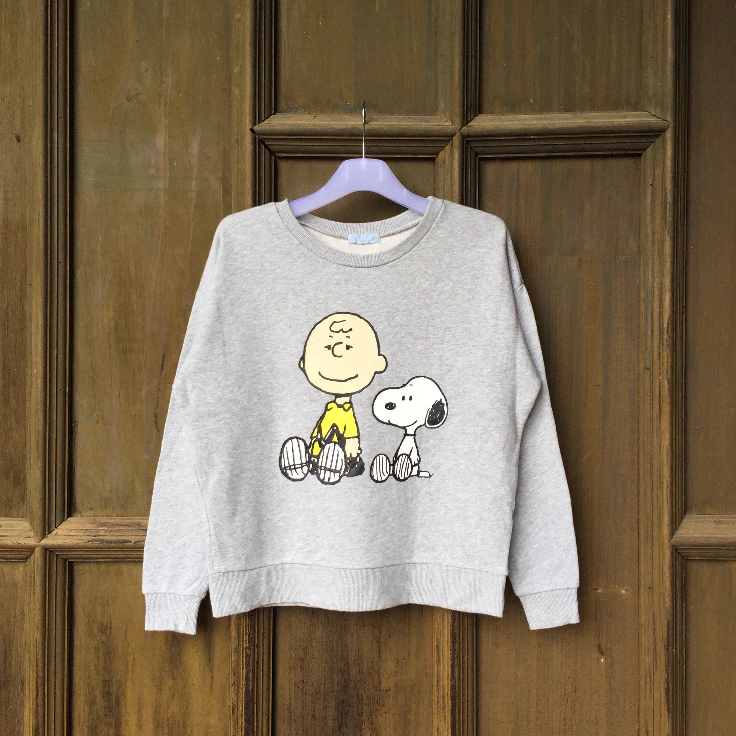 NEW CHARLIE BROWN PEANUTS Youth SIZE L LARGE SHIRT