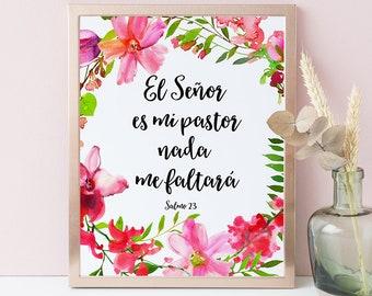 Spanish Quotes Etsy