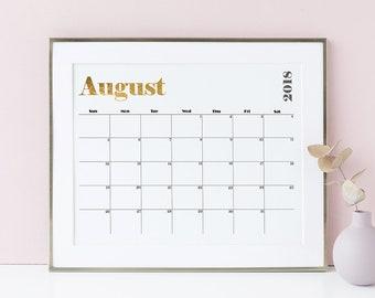 Office Calendar Etsy