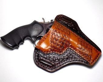 18480f3fd460 Smith   Wesson K Frame Revolver Holster