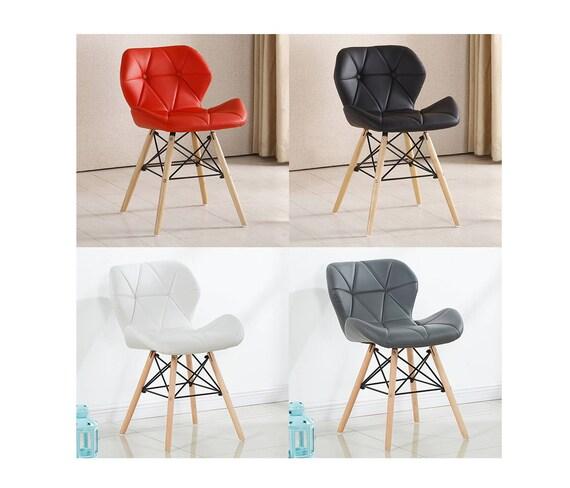 Eames Style Cecilia Stuhl Moderne Wohnzimmer Esszimmer Stuhl | Etsy